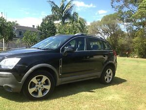 2007 Holden Captiva Maxx 5 months rego Low Kms Log Books Campbelltown Campbelltown Area Preview