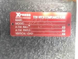 Tow Hitch/Bar Isuzu NPS 300 2011 Wangara Wanneroo Area Preview
