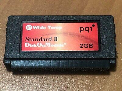 Modul Ide 40-pin (PQI 2GB IDE 40-Pin DOM SSD WT Wide Temp Disk On Module DQ0020G46TP0 (WP))