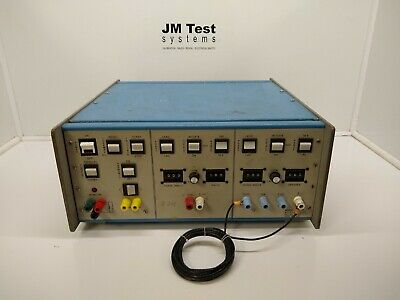 Multi-amp Ssr-78 Protective Relay Test Set Tested Br