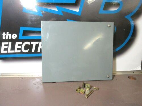 "Allen Bradley 2100 Motor Control Center MCC Bucket 12"" BLANK COVER +Hardware"