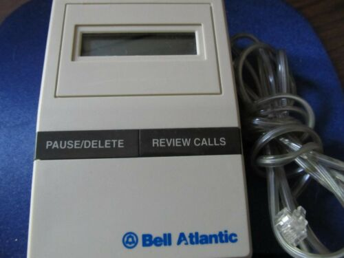 Caller ID Vintage Bell Atlantic Unit Model 710-401