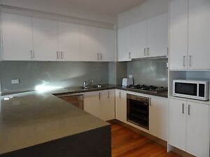 Light filled double bedroom in roomy townhouse North Melbourne Melbourne City Preview