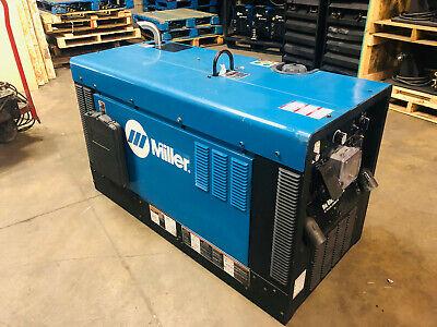 Miller Big Blue 400 Pro Kubota Diesel Weldergenerator 2016
