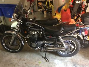 Honda night hawk 450cc $1400