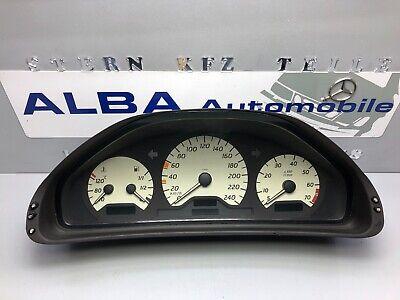 Orig Mercedes W208 CLK  Kombiinstrument Tacho Tachometer A2085401011
