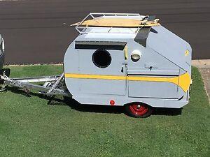 Teardrop Caravan Camper Trailer Birkdale Redland Area Preview