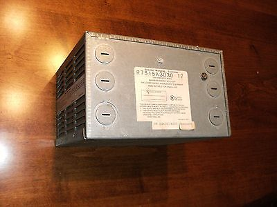 Honeywell R7515a3030 17 Microcel Deltanet Enclosure Controller 24V Dc