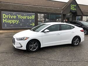 2017 Hyundai Elantra GL / HEATED SEATS / ALLOY RIMS / BACK UP CA