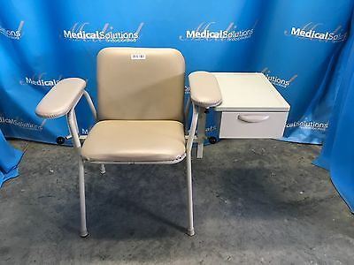 Ritter Midmark 165 Blood Draw Chair