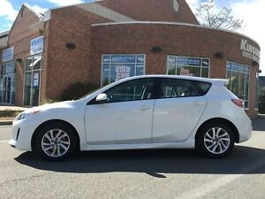 2013 Mazda Mazda3 GS-SKY w/ Leather, Sunroof, Heated Seats