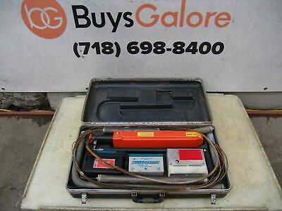 Pipeline Inspection Spy 725 Portable Holiday Detector 6