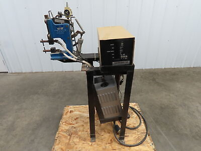 Aidlin Automation Tweezer Weld Control 10kva 440v Bench Welder Press Head Air