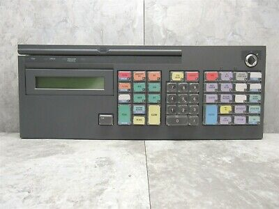 Ibm M8 Surepos Retail 50-key Keyboard Point Of Sale Pos 65y4677 65y4681 - Black