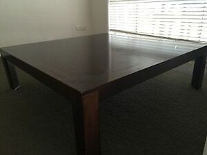 Nick Scali coffee table Buddina Maroochydore Area Preview