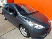 2007 Peugeot 207 Hatchback Broadview Port Adelaide Area Preview