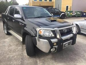 2007 Toyota Hilux Ute SR5 4X4 Diesel MY07 Campbellfield Hume Area Preview
