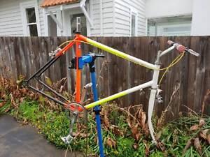 Vintage Bicycle - Road Frame 56 cm - CRO-MO