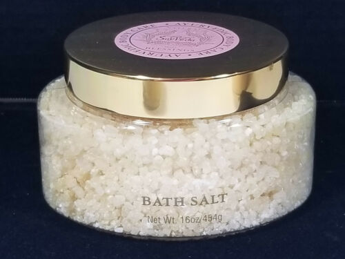 Ayurvedic Soyveda MANY BLESSINGS  Bath Salts 16 oz. Balance Doshas