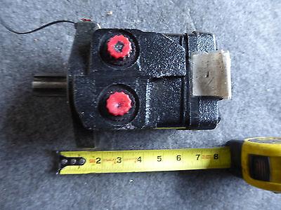 Jlg Hydraulic Motor 3160094 White Hydraulics Rs0303060a1