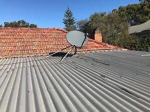 Satellite dish Sylvania Sutherland Area Preview