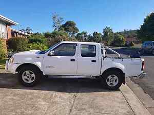 Nissan Navara 2011 2.5L Geilston Bay Clarence Area Preview