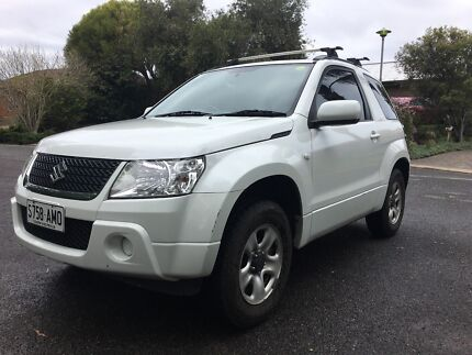 2011 Suzuki Grand Vitara Wagon