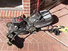 Victa 4-Stroke Petrol Lawn Mower plus whipper snipper Narellan Vale Camden Area Preview