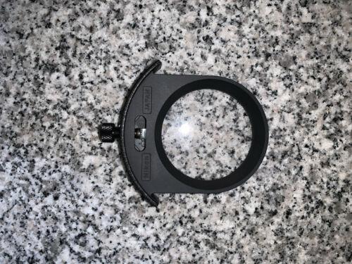 Nikon 2460 52mm Drop-In Gelatin Filter Holder