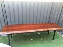 Jarrah slab table top White Gum Valley Fremantle Area Preview