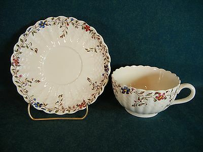 Copeland Spode Wicker Dale Cup and Saucer Set(s)