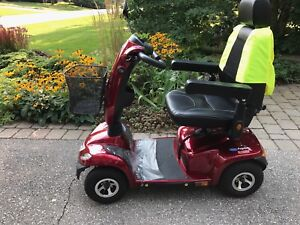 Mobility Scooter - The open road awaits! Reg $3,800 for $1,500