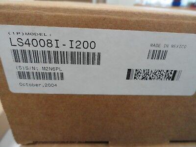 Symbol Ls4008i-i200 Barcode Scanner Reader New