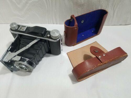 Pho-Tak FOLDEX 20 Folding Camera Chicago 86mm octvar lens