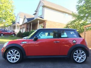 2007 Mini Cooper S - ONLY 74000kms!