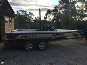 350 Chev Ski Boat Walcha Walcha Area Preview
