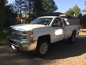 2017 Chevrolet Silverado 3500HD Regular Cab