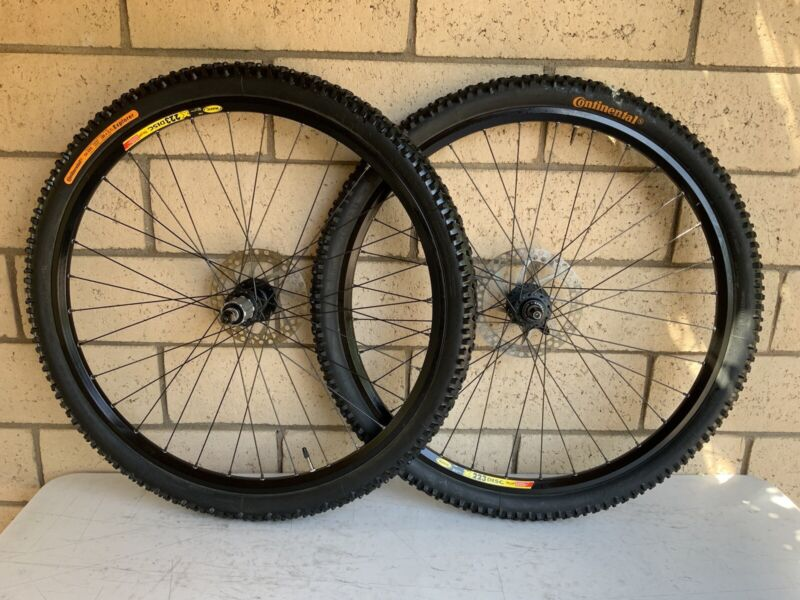 Cannondale Coda Expert Mavic X223 Disc Wheelset Continental In Nice Condition