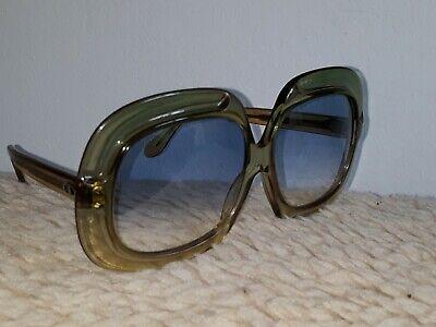 Christian Dior  Sonnenbrille * Origina Vintage 70er Jahre *  Sunglasses,