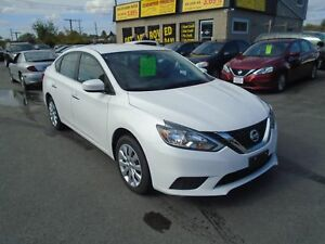 2016 Nissan Sentra WWW.PAULETTEAUTO.COM BE APPROVED TODAY!!