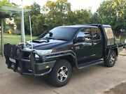 2012 Toyota hilux sr space cab Tennant Creek Tennant Creek Area Preview