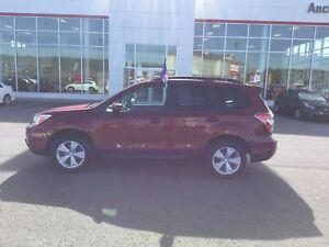 2016 Subaru Forester 2.5i Touring Package AWD; AUTO; AIR; HEA...