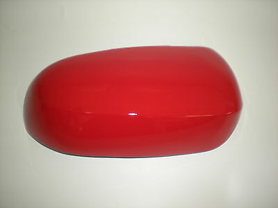 Vauxhall Corsa C 2001-06 Passengers N/S Flame Red 79U Painted Door Mirror Cover