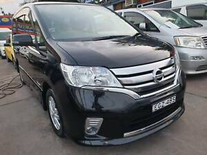 2014 Nissan Serena hybrid.home to home delivery Granville Parramatta Area Preview