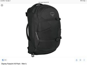 Wanted: Osprey Farpoint 40 backpack