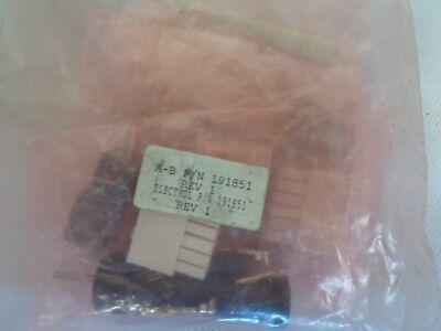 New Allen-bradleyelectrol 191851 Connector Kit