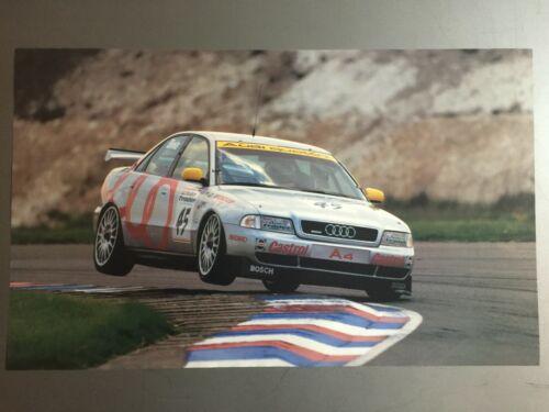 1997 Audi A4 Sedan Print, Picture, Poster RARE!! Awesome L@@K