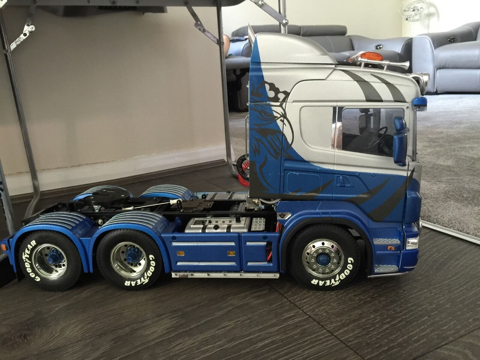 rc trucks ireland with Tamiya Scania 1 14 Truck Griffin Cab Decals Any 182398679736 on Cute 20baby 20cats also Watch additionally Tamiya Scania 1 14 Truck Griffin Cab Decals Any 182398679736 likewise Rule 5 in addition New Rovan RC 1 5 305FT 305cc Gas Truck 252466679487.