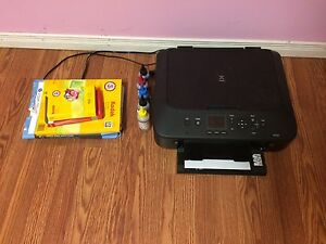 Canon MG5620 Wireless All in One Printer