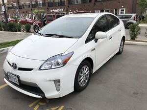 2013 Toyota Prius Electric plug in-hybrid certified
